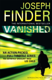 Vanished, Paperback Book
