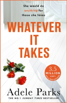 Whatever It Takes, Paperback Book