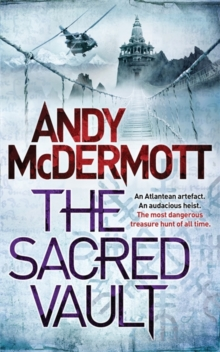The Sacred Vault, Paperback Book
