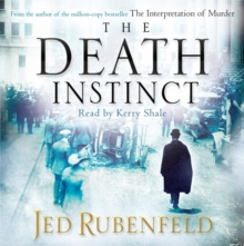 The Death Instinct, CD-Audio Book