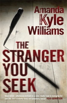 The Stranger You Seek, Paperback Book