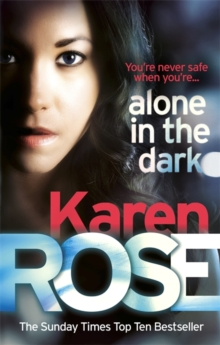 Alone in the Dark (The Cincinnati Series Book 2), Hardback Book