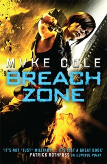 Breach Zone, Paperback Book