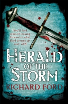 Herald of the Storm, Paperback Book