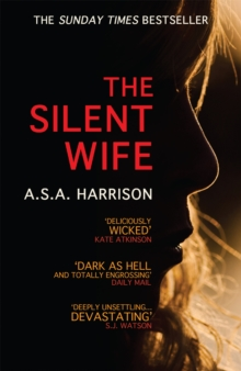 The Silent Wife, Paperback Book
