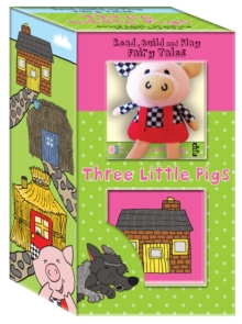 Early Learning Plush Boxed Set - Three Little Pigs, Novelty book Book