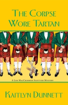 The Corpse Wore Tartan, Paperback / softback Book