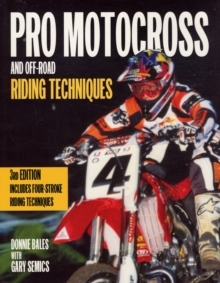 Pro Motocross & off-Road Riding Techniques, Paperback Book