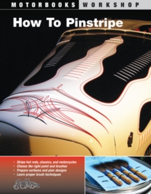 How to Pinstripe, Paperback / softback Book