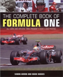 The Complete Book of Formula One, Hardback Book