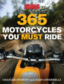 365 Motorcycles You Must Ride, Paperback Book