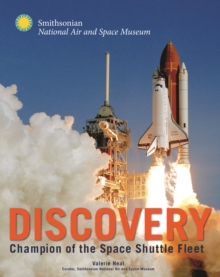 Discovery : Champion of the Space Shuttle Fleet, Hardback Book
