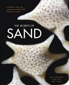 The Secrets of Sand : A Journey into the Amazing Microscopic World of Sand, Hardback Book