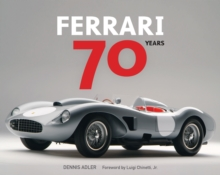 Ferrari 70 Years, Hardback Book