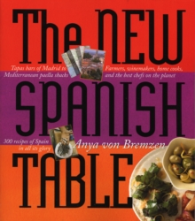 The New Spanish Table, Paperback Book