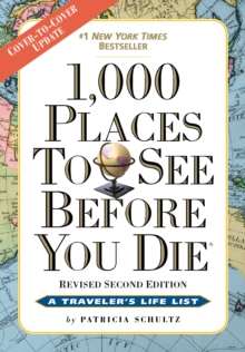 1,000 Places to See Before You Die, Paperback Book