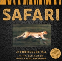 Safari :  A Photicular Book, Hardback Book