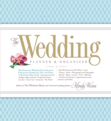 The Wedding Planner and Organizer, Calendar Book