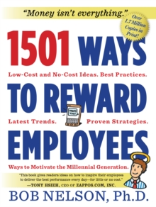 1501 Ways to Reward Employees, Paperback Book
