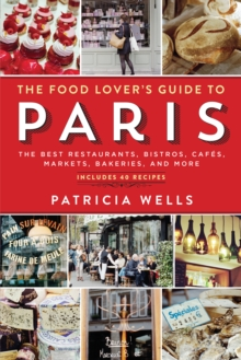 Food Lover's Guide to Paris, Paperback Book