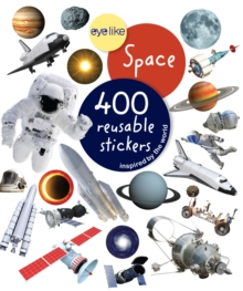 Eyelike Stickers: Space, Paperback Book