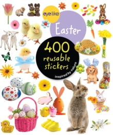 EyeLike Stickers: Easter, Paperback / softback Book