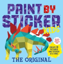 Paint By Sticker Kids, Paperback / softback Book