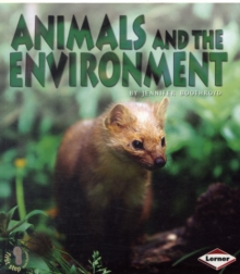 Animals and the Environment, Paperback Book