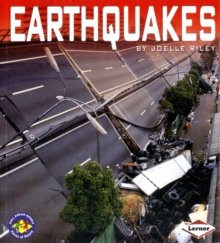 Earthquakes, Paperback / softback Book