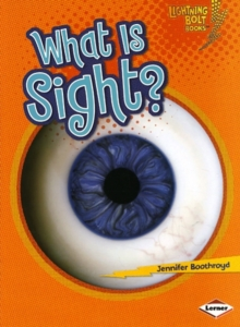 What is Sight?, Paperback / softback Book
