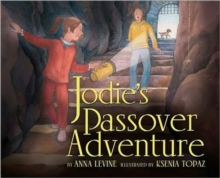 Jodie's Passover Adventure, Paperback Book