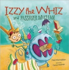 Izzy the Whiz and Passover McClean, Paperback Book