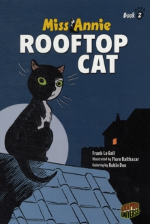 Miss Annie 2: Rooftop Cat, Paperback / softback Book