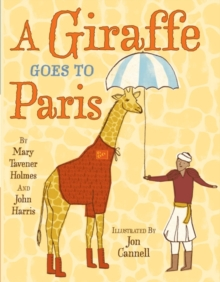 A Giraffe Goes to Paris, Hardback Book