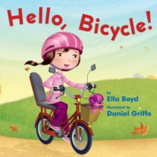Hello, Bicycle, Hardback Book