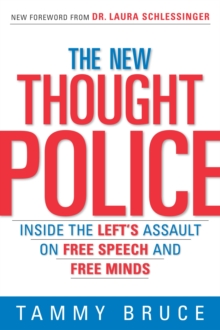The New Thought Police, Paperback / softback Book