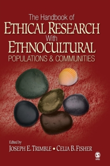 The Handbook of Ethical Research with Ethnocultural Populations and Communities, Hardback Book