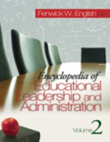 Encyclopedia of Educational Leadership and Administration, Hardback Book