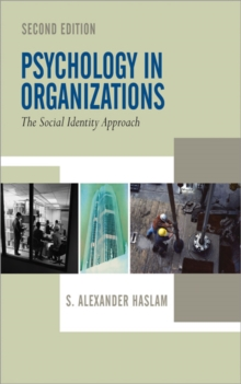 Psychology in Organizations, Paperback Book