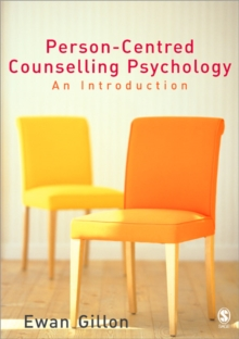 Person-Centred Counselling Psychology : An Introduction, Paperback / softback Book