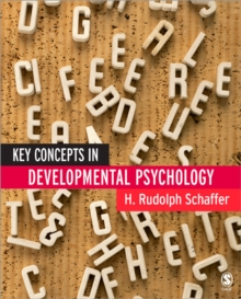 Key Concepts in Developmental Psychology, Paperback Book
