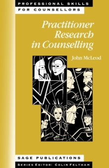 Practitioner Research in Counselling, Paperback Book