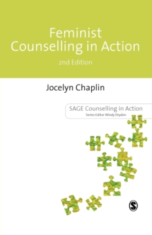 Feminist Counselling in Action, Paperback Book