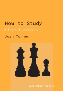 How to Study : A Short Introduction, Paperback Book