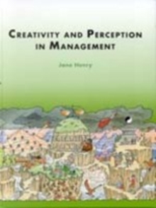 Creativity and Perception in Management, Paperback / softback Book