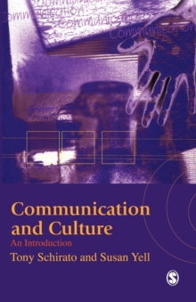 Communication and Culture : An Introduction, Paperback Book