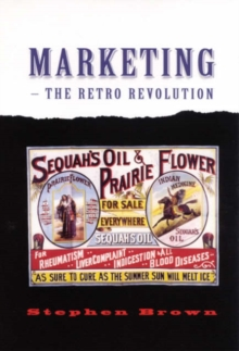 Marketing - The Retro Revolution, Hardback Book