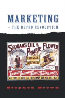 Marketing - The Retro Revolution, Paperback / softback Book