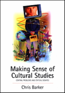 Making Sense of Cultural Studies : Central Problems and Critical Debates, Paperback / softback Book