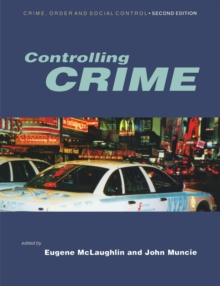 Controlling Crime, Paperback / softback Book